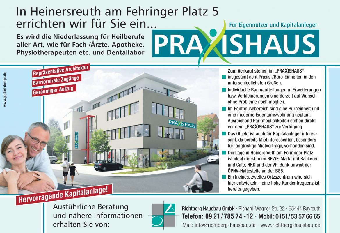 Ärztehaus_Heinersreuth Bild 1