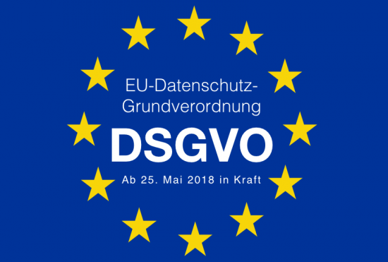 DSGVO EU-Datenschutzgrundverordnung Bild 1