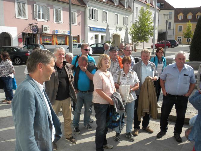 Fehringfahrt 2016 - 25 Jahre Partnergemeinde Bild 3