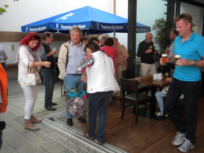 Fehringfahrt 2016 - 25 Jahre Partnergemeinde Bild 5