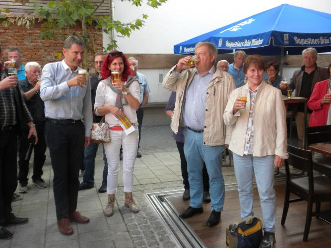 Fehringfahrt 2016 - 25 Jahre Partnergemeinde Bild 6