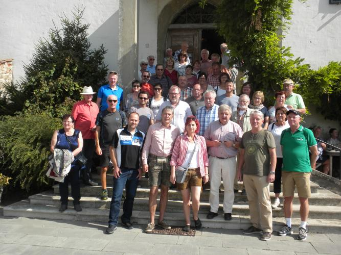 Fehringfahrt 2016 - 25 Jahre Partnergemeinde Bild 62