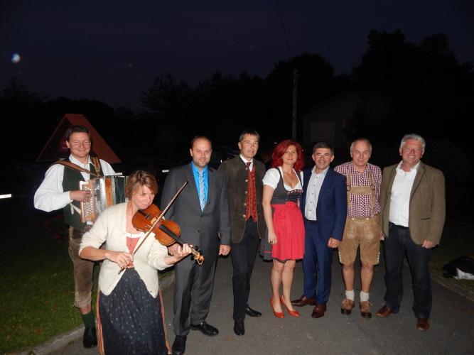 Fehringfahrt 2016 - 25 Jahre Partnergemeinde Bild 92