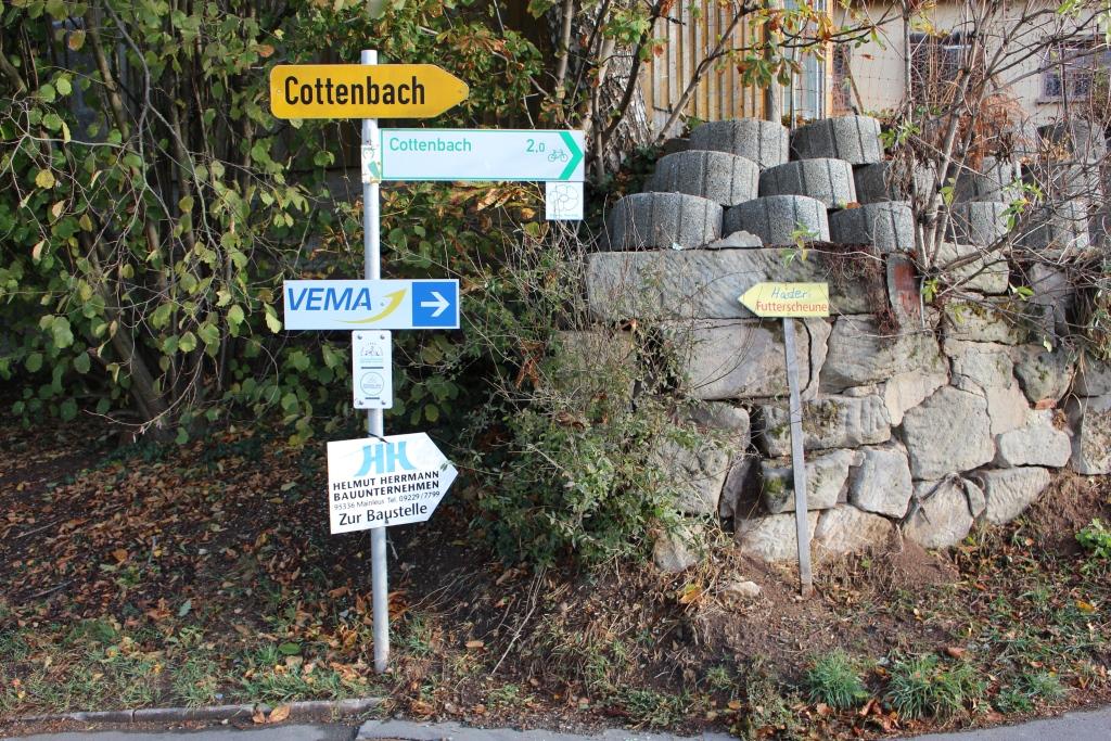 Rotmainauenweg Cottenbach